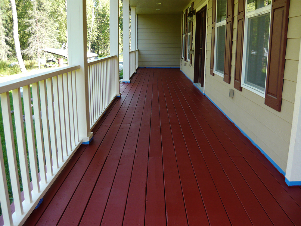Cw enterprises - Quality exterior paint design ...
