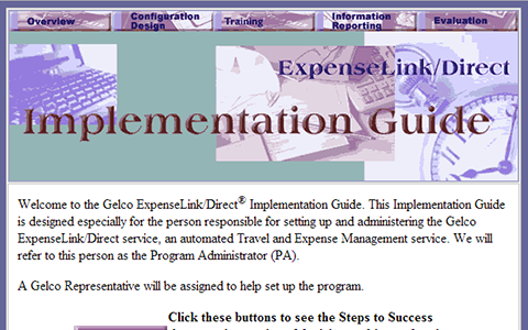 Gelco Implementation Guide